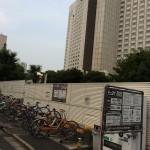 品川駅高輪口の駐輪場「エコステーション21京急品川駅前」
