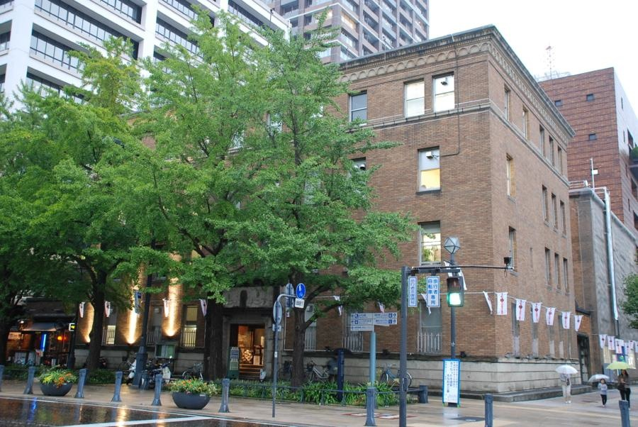 横浜市中区のZAIM(旧・関東財務局)