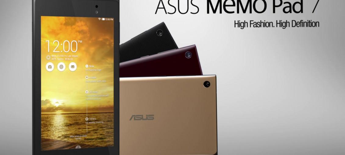 ASUS MeMO Pad 7 (ME572CL/ME572C)