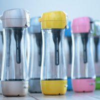 水素水生成ボトル「ガウラウォーク」ついに発売開始