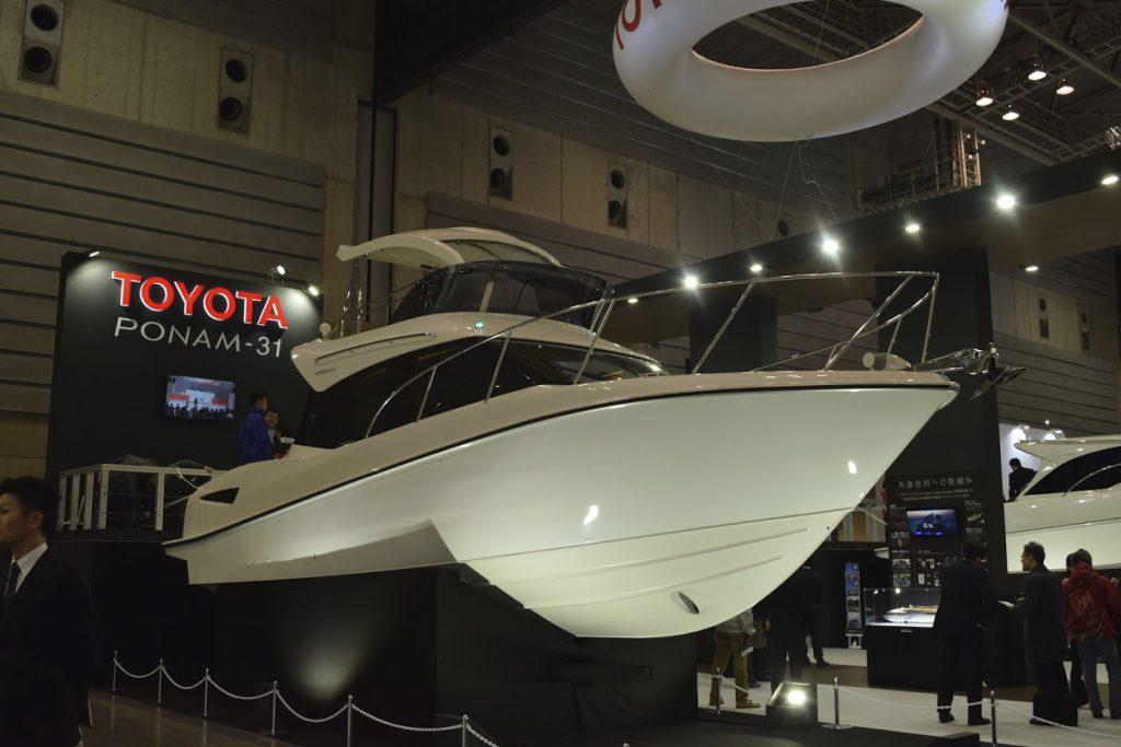 トヨタ「ポーナム31」
