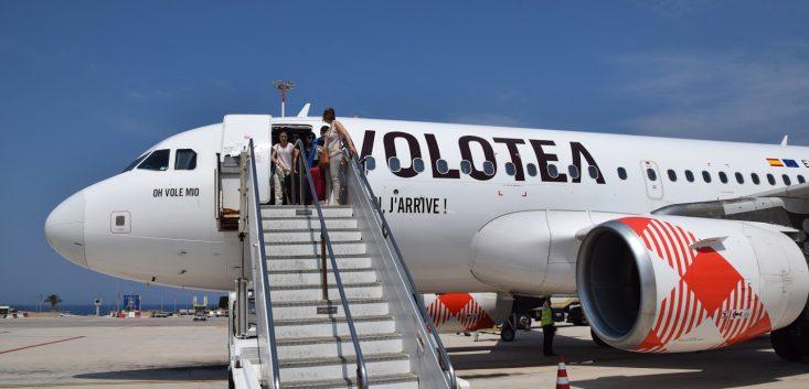 ボロテア航空のエアバスA319