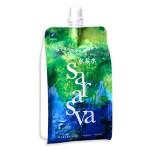 水素水サラスバのおしゃれなパッケージ