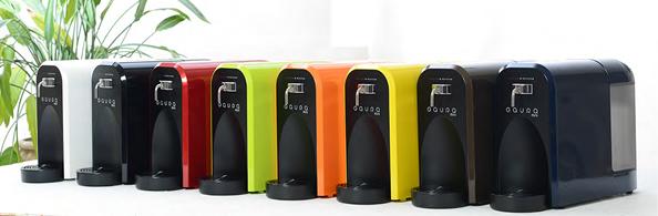 おしゃれな卓上サイズの水素水生成器「GAURA mini(ガウラミニ)」