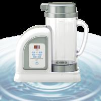 日本製の水素水生成器「ルルド ハイドロフィクス」
